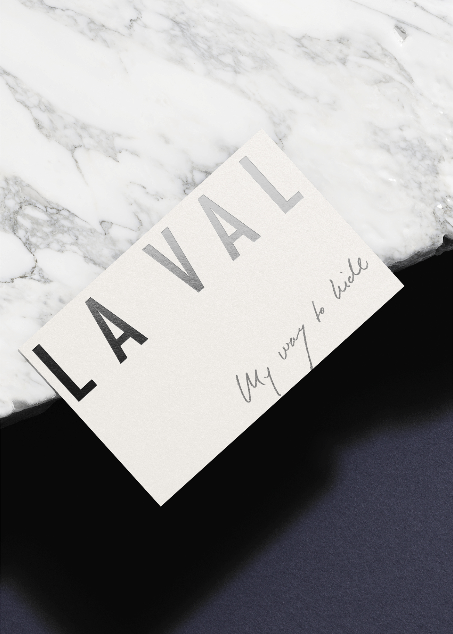 Visitenkarte des Hotel & Spa la Val in Brigels